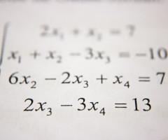 Dizałanie matematyczne
